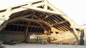 Charpente Traditionnelle Bois En Kit : hipolite sarl charpente bois traditionnelle ou ~ Premium-room.com Idées de Décoration