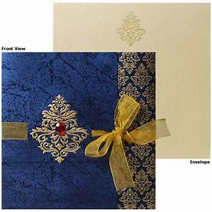 royal blue indian wedding invitations google search With royal hindu wedding invitations