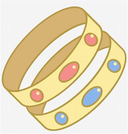 Bracelet Clipart Bangles Icon Library Transparent Vector