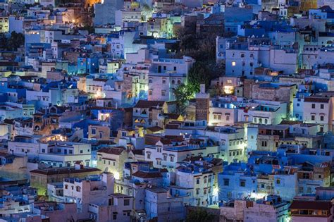 Inside Moroccos Blue City Chefchaouen Morocco City And
