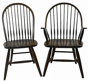 Early American Windsor Chair Amish Made