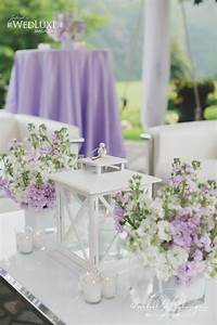 shades of lavender and lilac wedding ideas and inspiration With lilac table decorations wedding tables