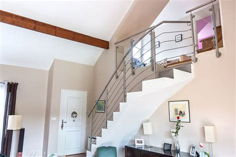 Choix rampes et garde corps d?escalier   InoxDesign