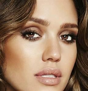 Maquillage Pour Yeux Marron : quel maquillage yeux marrons ~ Carolinahurricanesstore.com Idées de Décoration