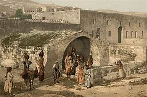 The Significance Of The Palestinian City Of Nazareth