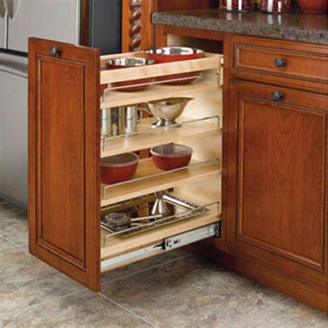 base cabinet pullout organizers rev  shelf  series