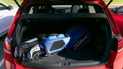 Gti Cargo Space by 2018 Volkswagen Golf R Cargo Space And Storage Review