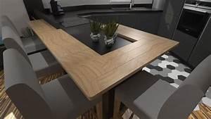 Prix Plan De Travail Cuisine : prix plan de travail granit cuisine plan de travail en ~ Premium-room.com Idées de Décoration