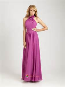 floor length bridesmaid dresses high neck halter dress floor length chiffon bridesmaid dress next prom dresses
