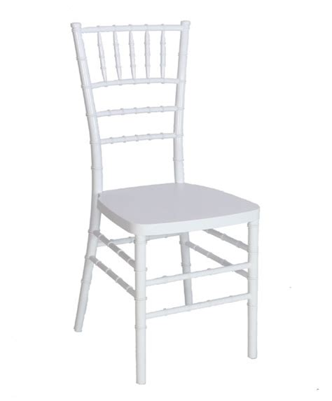los angeles white chiavari resin chair miami chiavari