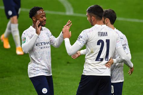 Manchester City Player Ratings Vs Burnley - The 4th Official