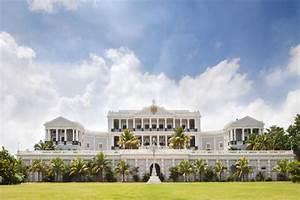Taj falaknuma palace ou lhotel de luxe unique design feria for Taj falaknuma palace ou lhotel de luxe unique
