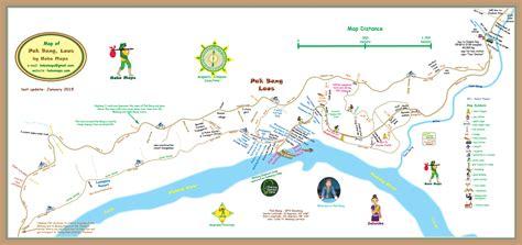 Pak Beng Map