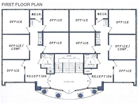 build floor plans small commercial building designs small commercial office