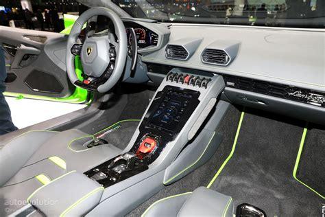 Have You Seen The Lamborghini Huracan Evo Spyder Interior