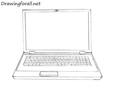 draw  laptop drawingforallnet