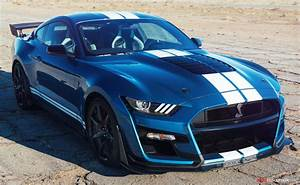 All-New Mustang Shelby GT500 Becomes the Most Powerful Street-Legal Ford Ever! - AutoConception.com