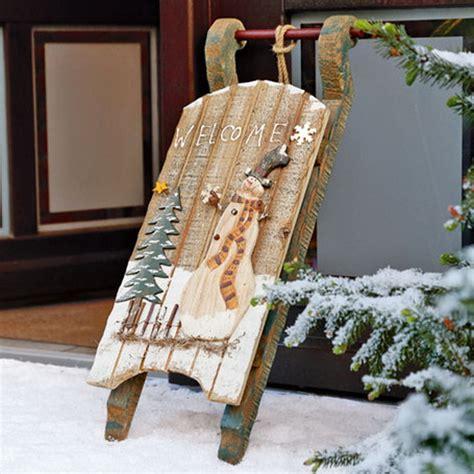 Weihnachtsdeko Landhaus Aussen weihnachtsdeko im landhausstil