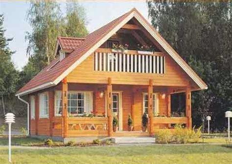 contoh gambar rumah kayu keren unik blog interior rumah