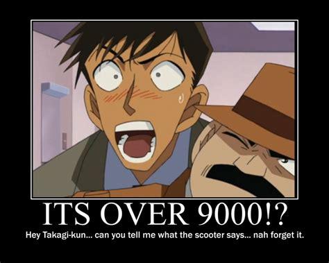 Over 9000 Meme - its over 9000 by detectiveconanfan on deviantart