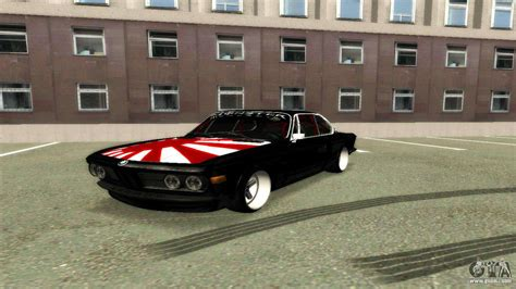 Bmw 3.0 Csl Jdm Style For Gta San Andreas