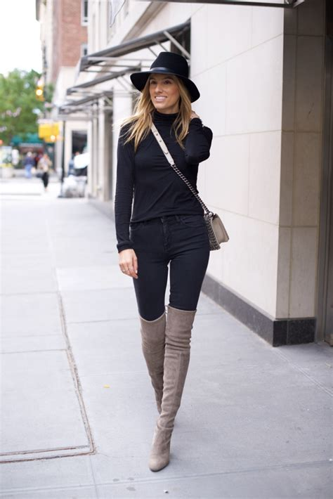 Over The Knee Boots - Mind Body SwagMind Body Swag
