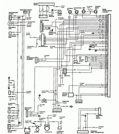 el camino wiring wiring diagram