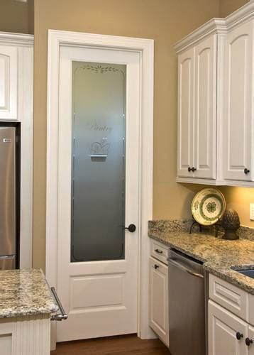 interior door  frosted glass home improvement ideas