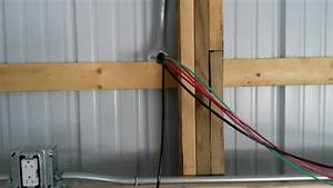 Pole Barn Electrical Wiring In Conduit Example  U0026 Ideas