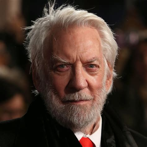 donald sutherland images donald sutherland actor film actor biography