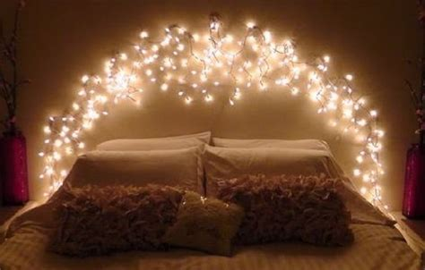 Beautiful Fairy Lights For Bedroom Headboard, Contemporary