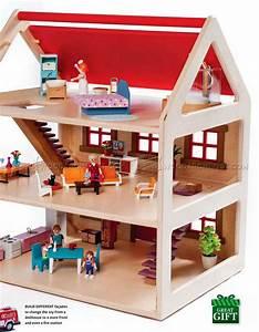 Toy House Plans • WoodArchivist