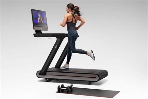 It offers a 23.8 inch rotating hd screen (current bike has a stationary screen. Peloton Just Released a Fancy New $4,000 Treadmill