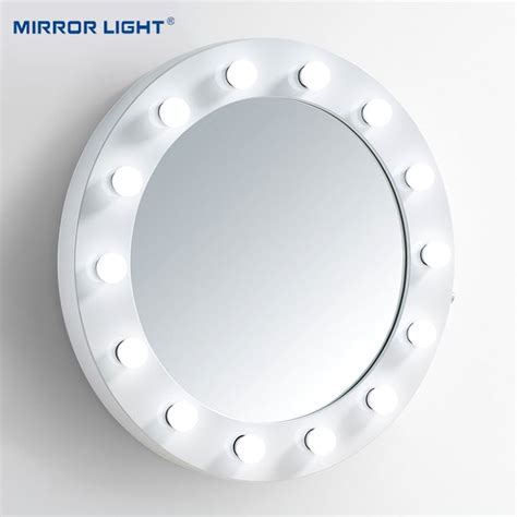 china victoria wall mounted makeup mirror with lights