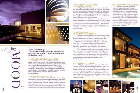 lighting and decor magazine best modern interior design magazines decorati 9572
