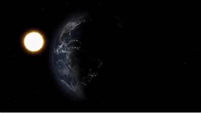 Earth Sun Around Revolution Rotation Rotating Number