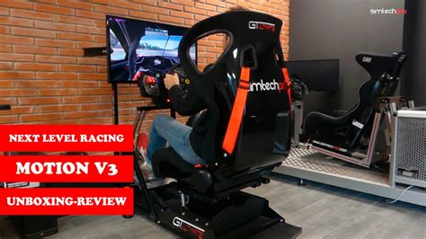 Next Level Racing Motion V3 Unboxing & Review Youtube
