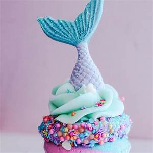 Mermaid Cupcake - Seatail