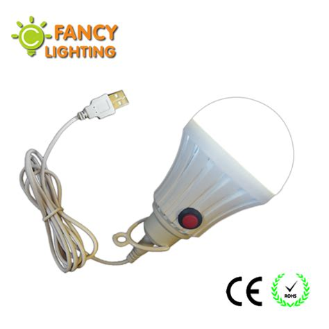 high brightness led light bulb with on switch high