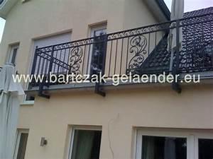 Geländer Französischer Balkon : gel nder bartczak gelaender ~ Michelbontemps.com Haus und Dekorationen