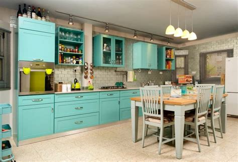 turquoise kitchen decor  turquoise kitchen island