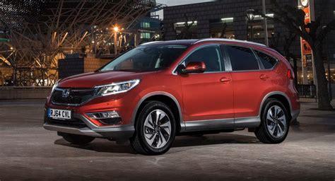 honda uk announces prices   cr  facelift carscoops