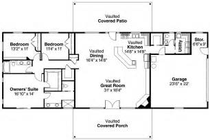 floor plans ranch style homes ranch house plans ottawa 30 601 associated designs