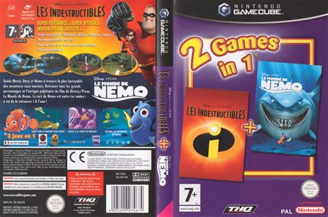 The Incredibles / Finding Nemo