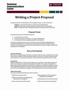 informal proposal letter example writing a project With how to write a letter to project manager project allocation