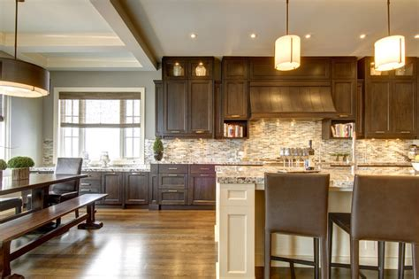 designing your kitchen calgary s country chic living traditional kitchen 3313