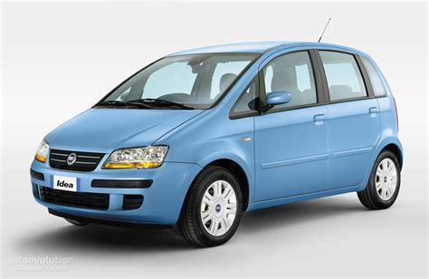 FIAT Idea specs & photos - 2003, 2004, 2005, 2006, 2007, 2008, 2009, 2010 - autoevolution