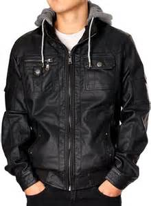 designer hoodies rnz designer faux leather jacket hoodie