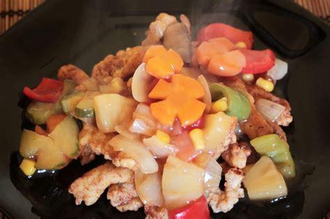 cuisines chinoises cuisine chinoise tangsuyouk 탕수육 kimshii