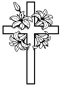 easter cross clipart black and white clipart christian clipart images of crosses